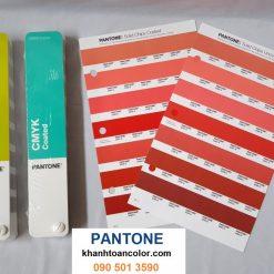 Pantone C U CMYK GP5101A Coated Uncoated 2020 2868 màu CMYK