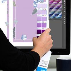 Bộ bảng màu pantone C U Color Bridge GP6102A Coated Uncoated mới nhất năm 2020