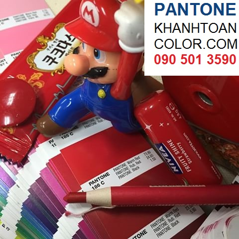 ứng dụng của pantone C U Formula GUide GP1601A